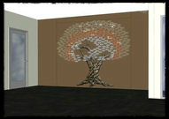 donor tree without desk